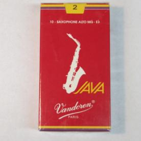 Vandoren Java red  2,5 Alt Sax.